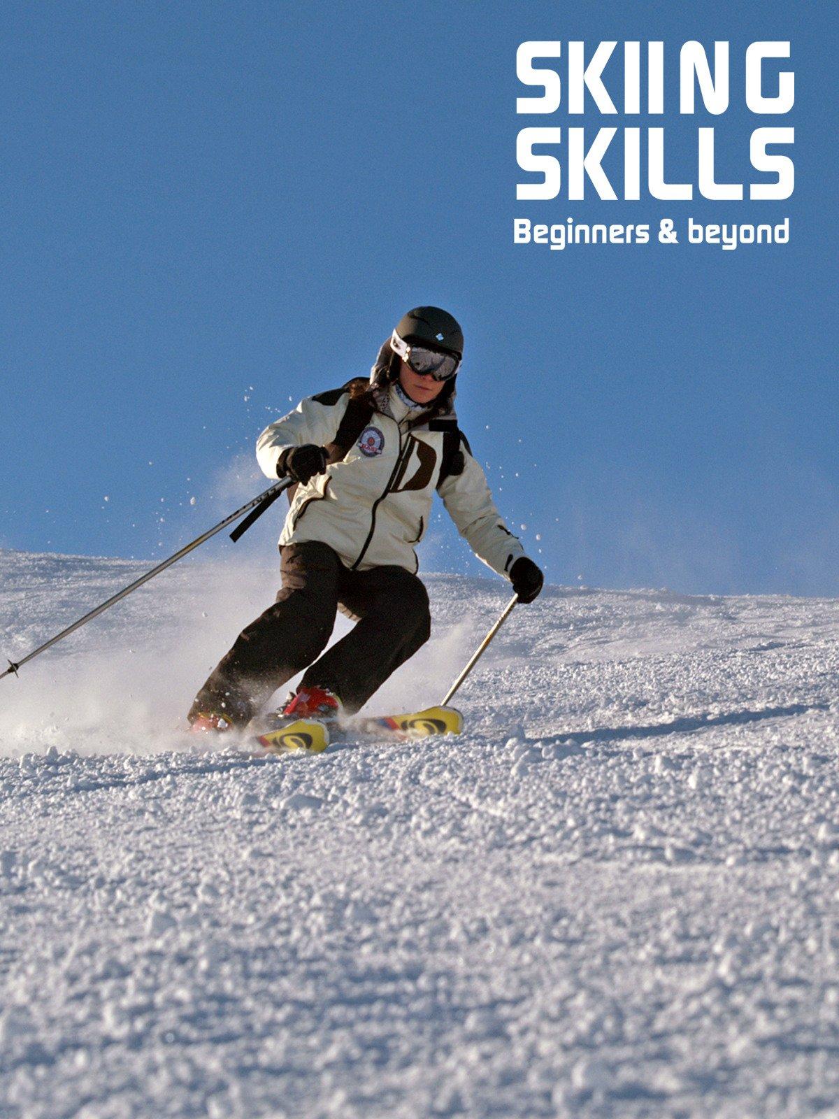 Skiing Skills - Beginners and Beyond on Amazon Prime Video UK