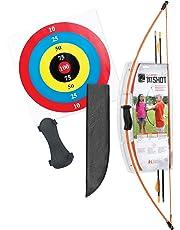 Bear Archery 1st Shot Bow Set