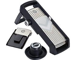 KitchenAid Mandoline Slicer, Black, One Size