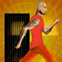 fogo pausa prisão celular motim: o preso maior fuga da cidade prisão - edição gratuita