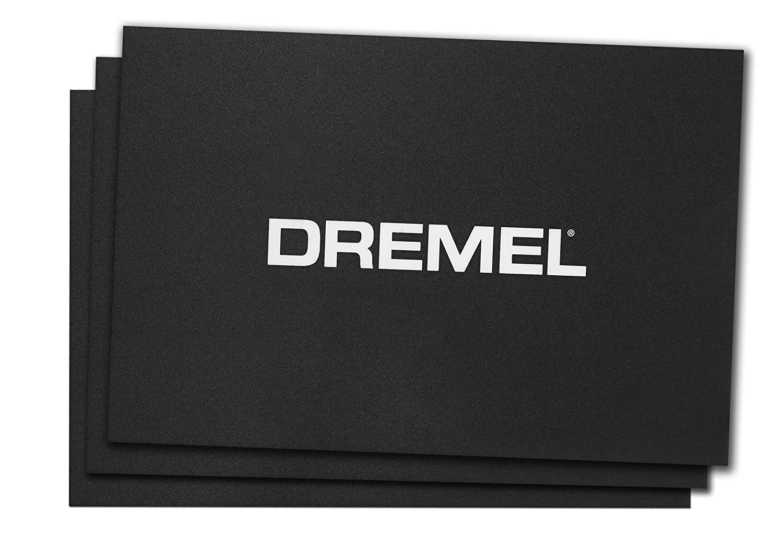 Dremel 3D Printing BT20-01 Build Sheets (Pack of 3)