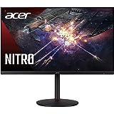 "Acer Nitro XV322QU Pbmiipprzx 31.5"" WQHD 2560 x 1440 IPS Gaming Monitor   AMD FreeSync Premium   Up to 165Hz   1ms (VRB)   Di"