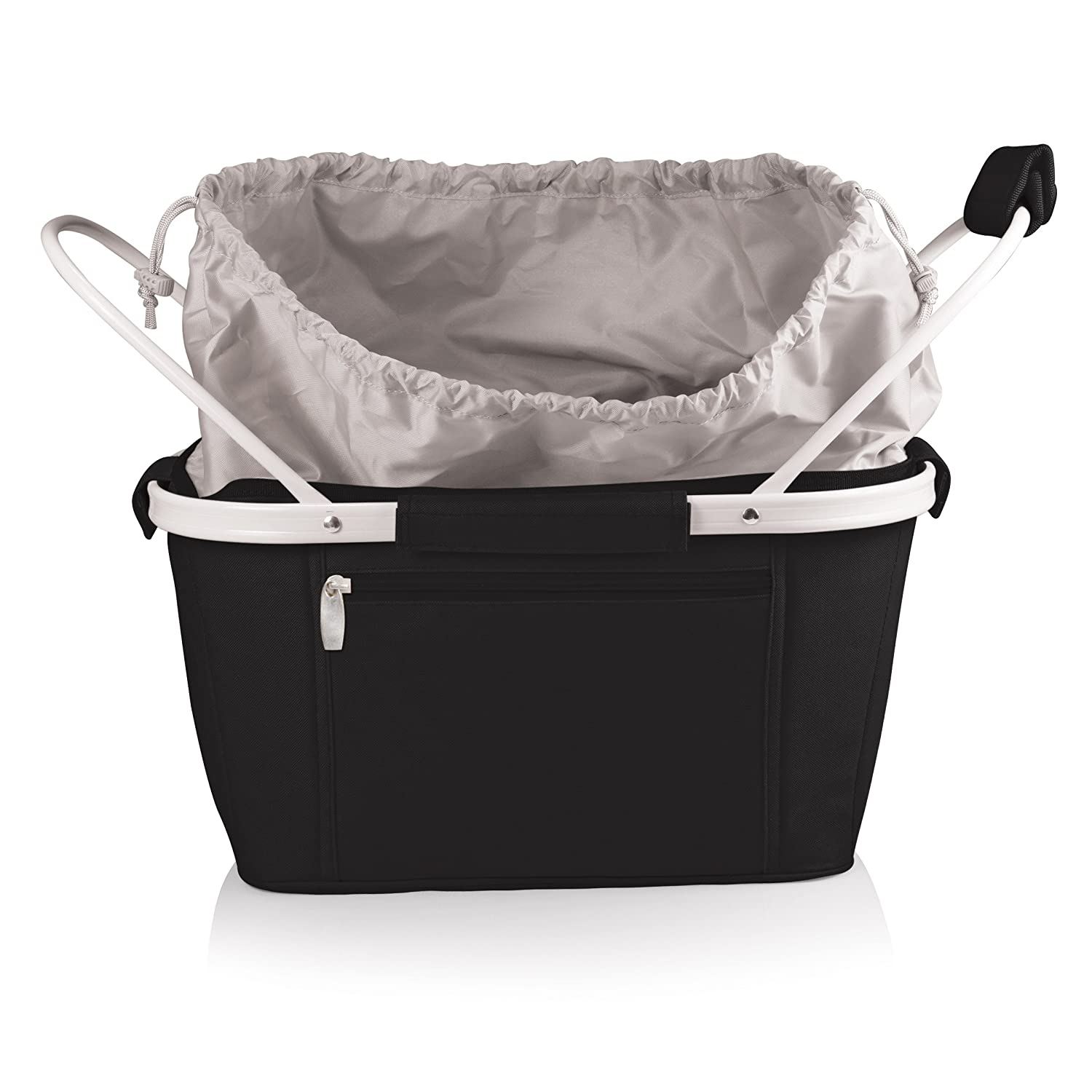 ONIVA – a Picnic Time Brand Metro Insulated Basket, Black
