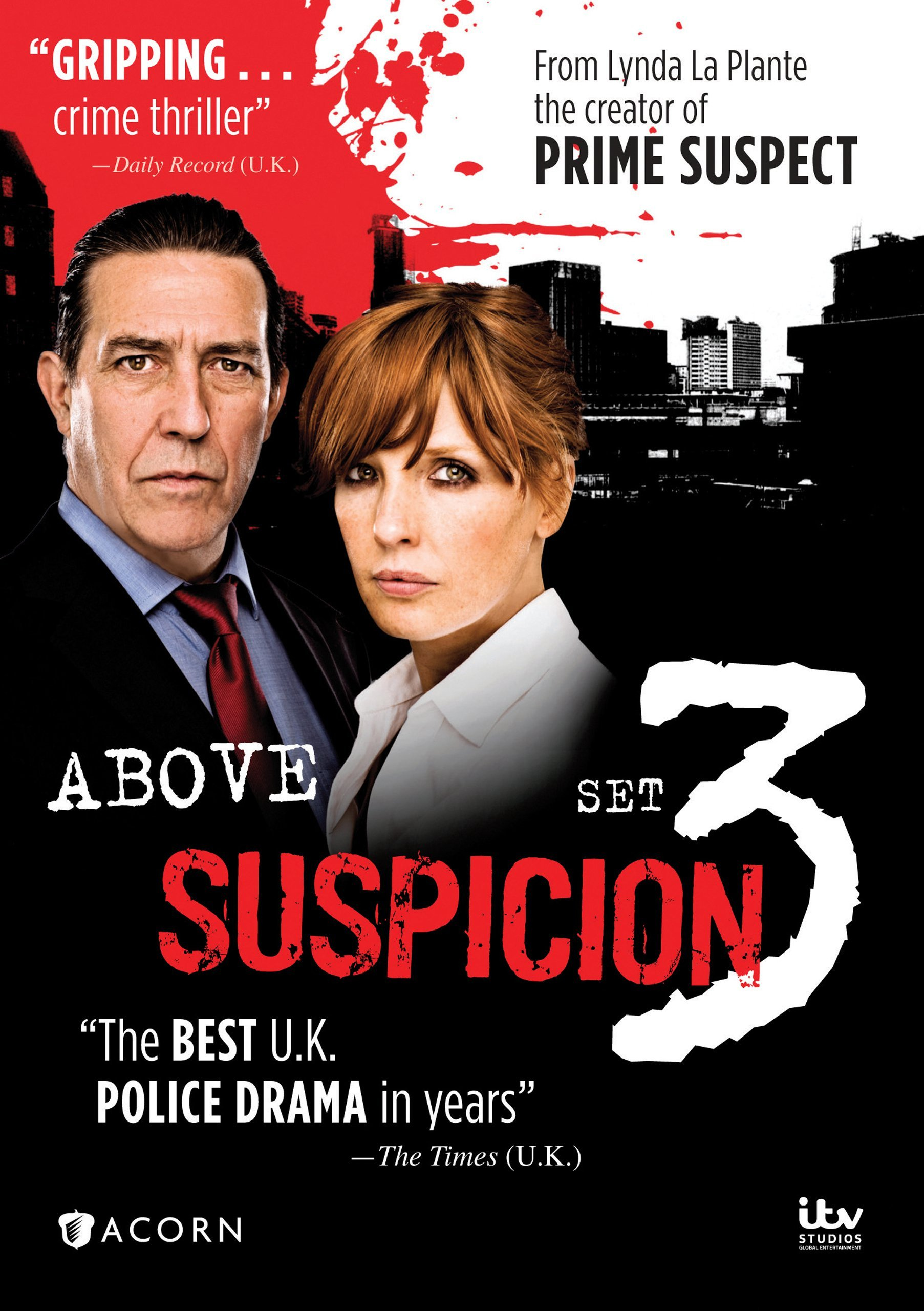 DVD : Above Suspicion: Set 3 (Subtitled)