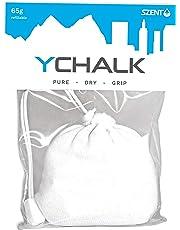 Rock Climbing Chalk Ball - Climbing Sports Weight Lifting Gymnastics - YCHALK (65g Chalk Ball)