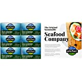 Wild Planet Wild Sardines in Extra Virgin Olive Oil with Sea Salt, Skinless & Boneless, Keto and Paleo, 4.25 Ounce, 6…