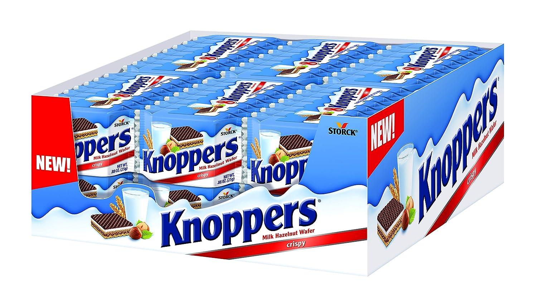 Knoppers - Perchero (8 piezas, 19,05 onzas): Amazon.com ...