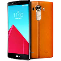 LG G4-32GB, 3GB RAM, 4G LTE, WiFi, Brown Leather Back Cover - H 811