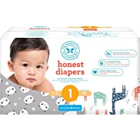 Double Discounts on Honest Baby Diapers at Amazon