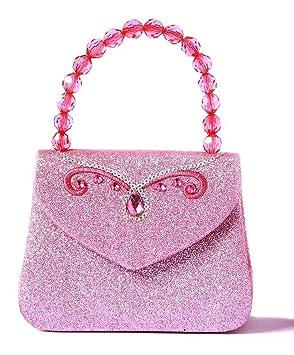 bester Service neuesten Stil von 2019 erster Blick Trullala Glitzer-Handtasche, Kinderhandtasche in rosa