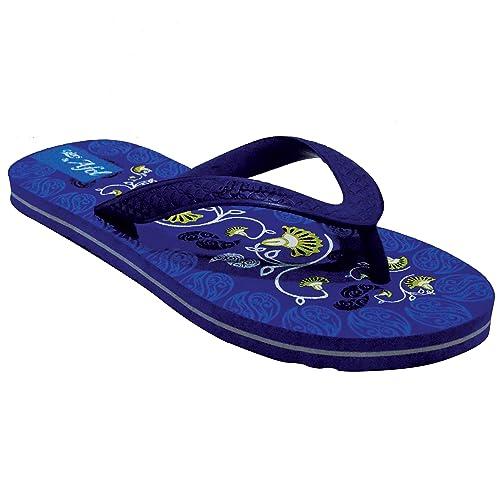 Buy Ajanta Women's Blue Slipper - 3 at