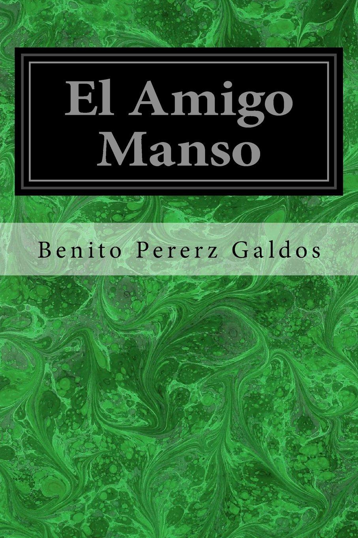 El amigo Manso (Spanish Edition)