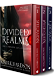 Divided Realms, The Complete Collection: Steel Maiden, Witch Queen, Blood Magic