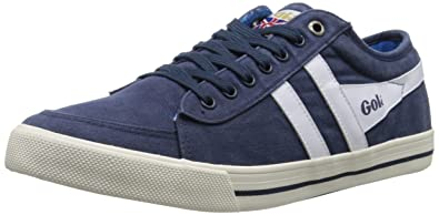 SneakersBluenavywhiteblue12 Top Low Uk CometMen's Gola rxBWeCdo