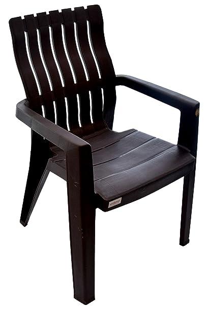 Varmora Relax Chair (Chocolate)