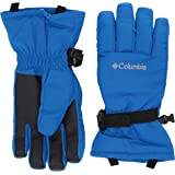 Columbia Kids Youth Whirlibird Gloves, Super Blue, X-Small