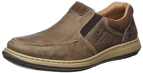Rieker 17361, Mocasines para Hombre, Marrón (Kakao/Cigar), 41 EU: Amazon.es: Zapatos y complementos
