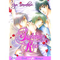Sighing Kiss (Yaoi) (Yaoi Manga)