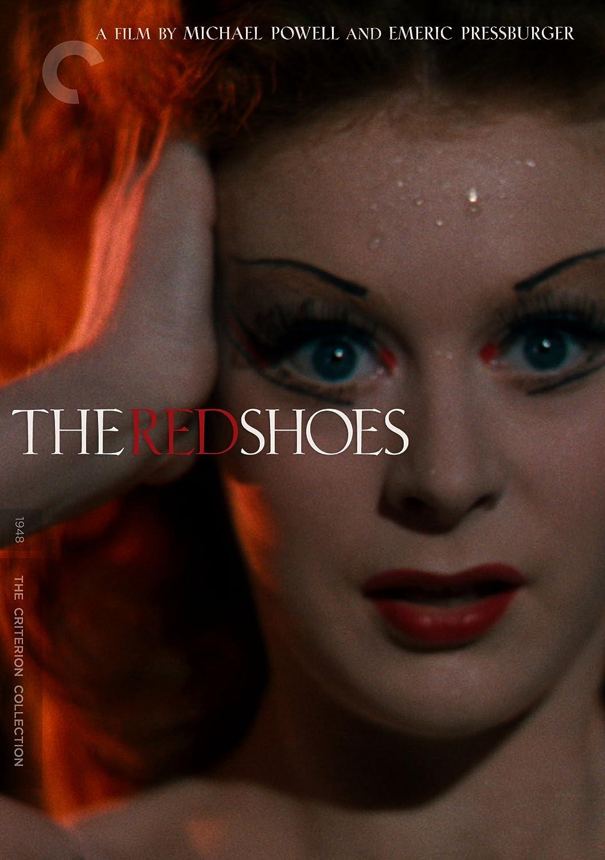 The Red Shoes (Criterion) Albert Basserman Léonide Massine Anton Walbrook Marius Goring