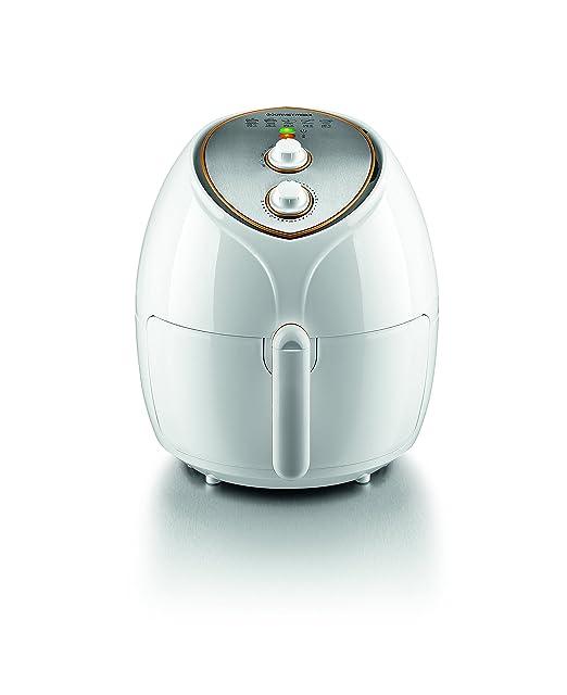 Gourmetmaxx Freidora de aire caliente 01256 XXL de cesta de freír ...