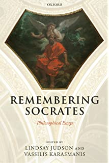 com essays on the philosophy of socrates  remembering socrates philosophical essays