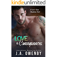 Love & Consequences: A Friends-to-Lovers Standalone Romance: A Love & Ruin Novel (The Love & Ruin Series Book 4) book cover