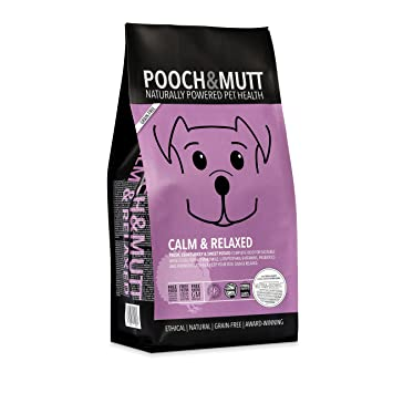 Pooch And Mutt Dry Dog Food Calm And Relaxed Complete 2kg Amazon Co