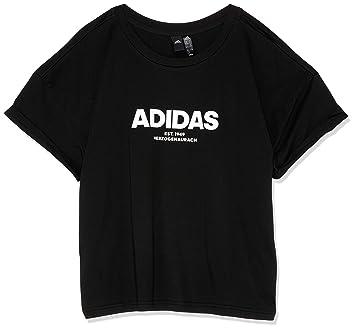 522ebad1 adidas Women's Essentials All Cap T-Shirt: Amazon.co.uk: Sports ...