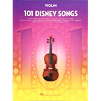 101 Disney Songs -For Violin-: Noten, Sammelband für Violine