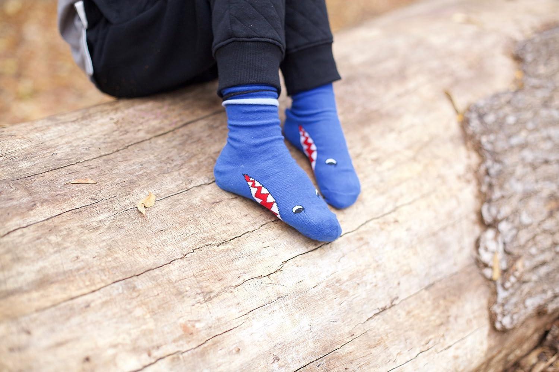 Stride Rite Boys 3-Pack Crew Socks