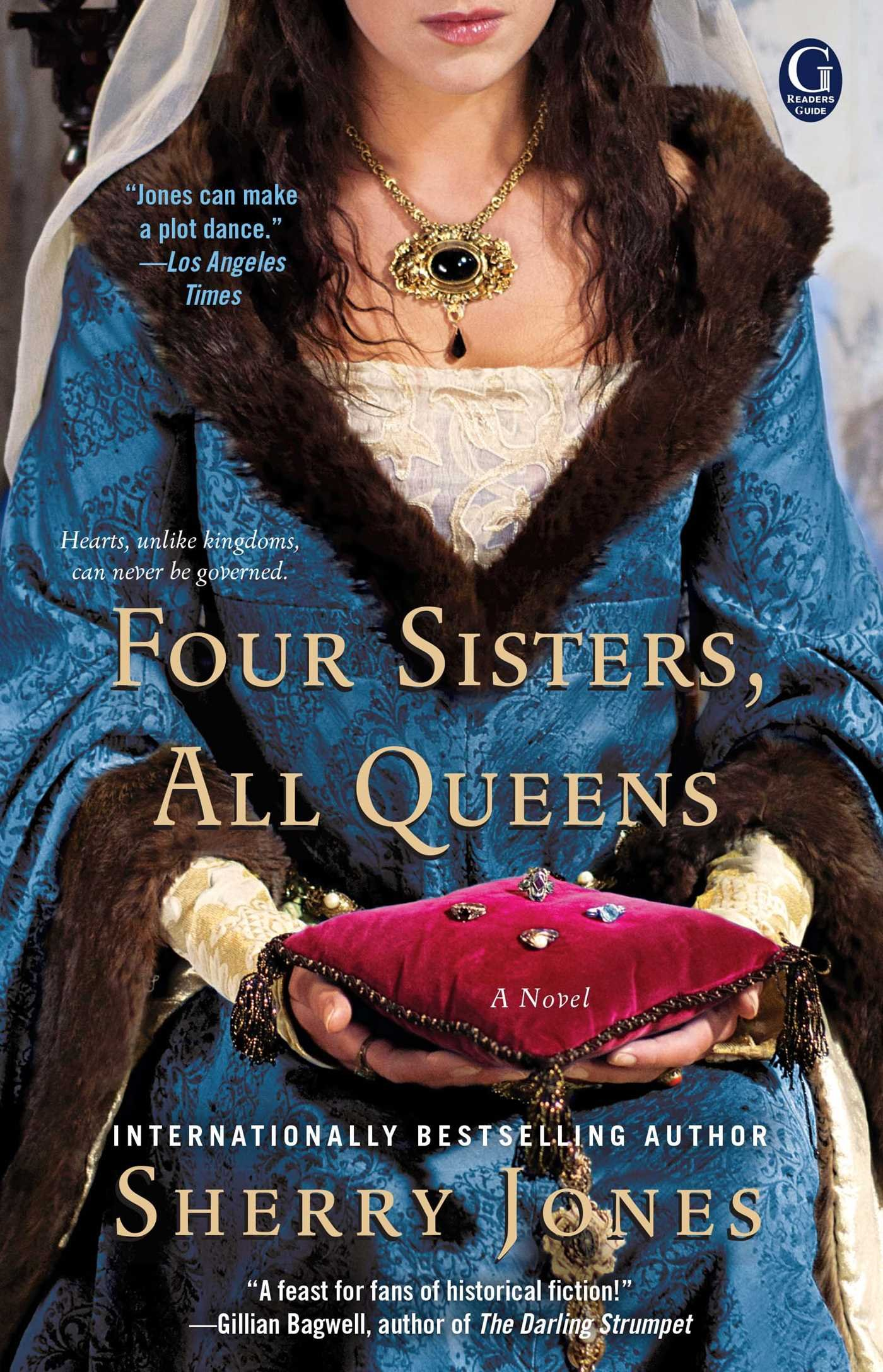 Four Sisters, All Queens: Amazon co uk: Sherry Jones