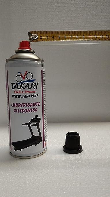 TAKARI 2 Lubricante Spray Cinta de Correr 400 ml: Amazon.es ...