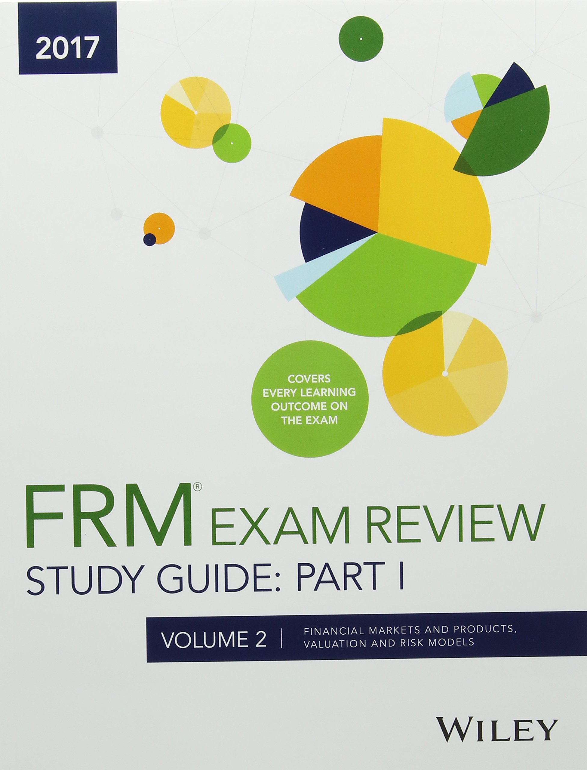 Buy Wiley Study Guide For 2017 Part I Frm Exam Complete Set Book