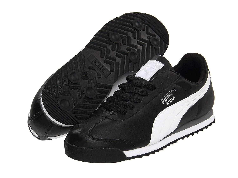 注目のブランド [プーマ] メンズランニングシューズスニーカー靴 Silver Roma Basic [並行輸入品] B07FVRVZXH Black/White/Puma Black/White cm/Puma Silver 26.5 cm D 26.5 cm D|Black/White/Puma Silver, 坂井村:49995377 --- a0267596.xsph.ru