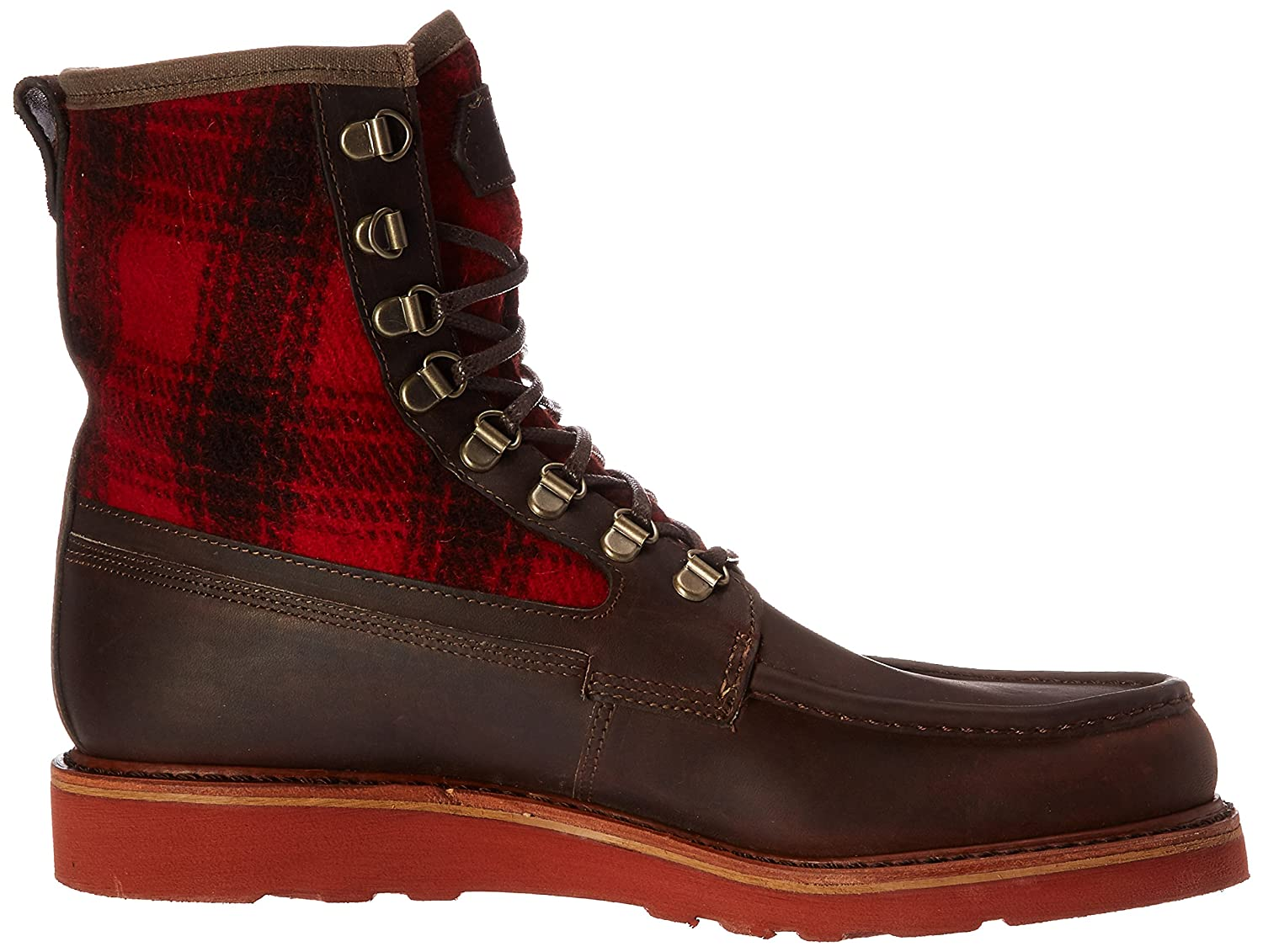 66c1b87bd86 Wolverine 1883 Men's Made in The USA Peninsula Boot Winter, Brown ...