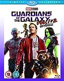 Guardians of the Galaxy Vol. 1-2 [Blu-ray] [Region Free] [UK Import]