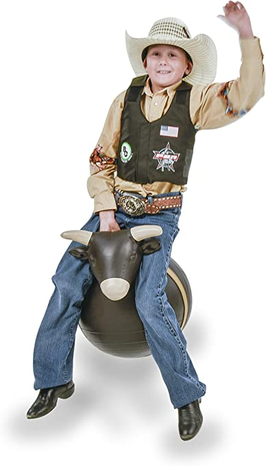 Rodeo Costume Set-Separate Kid/'s ~BULLRIDER VEST /& CHAPS~ Mutton Bustin//Buster