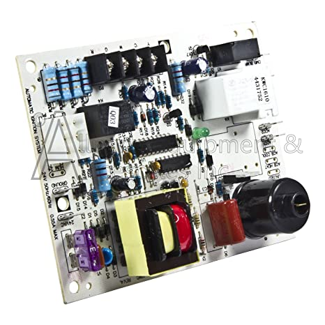 60105 Ignition Control board PCB for Mr Heater, Enerco, MHU45 HSU45 on