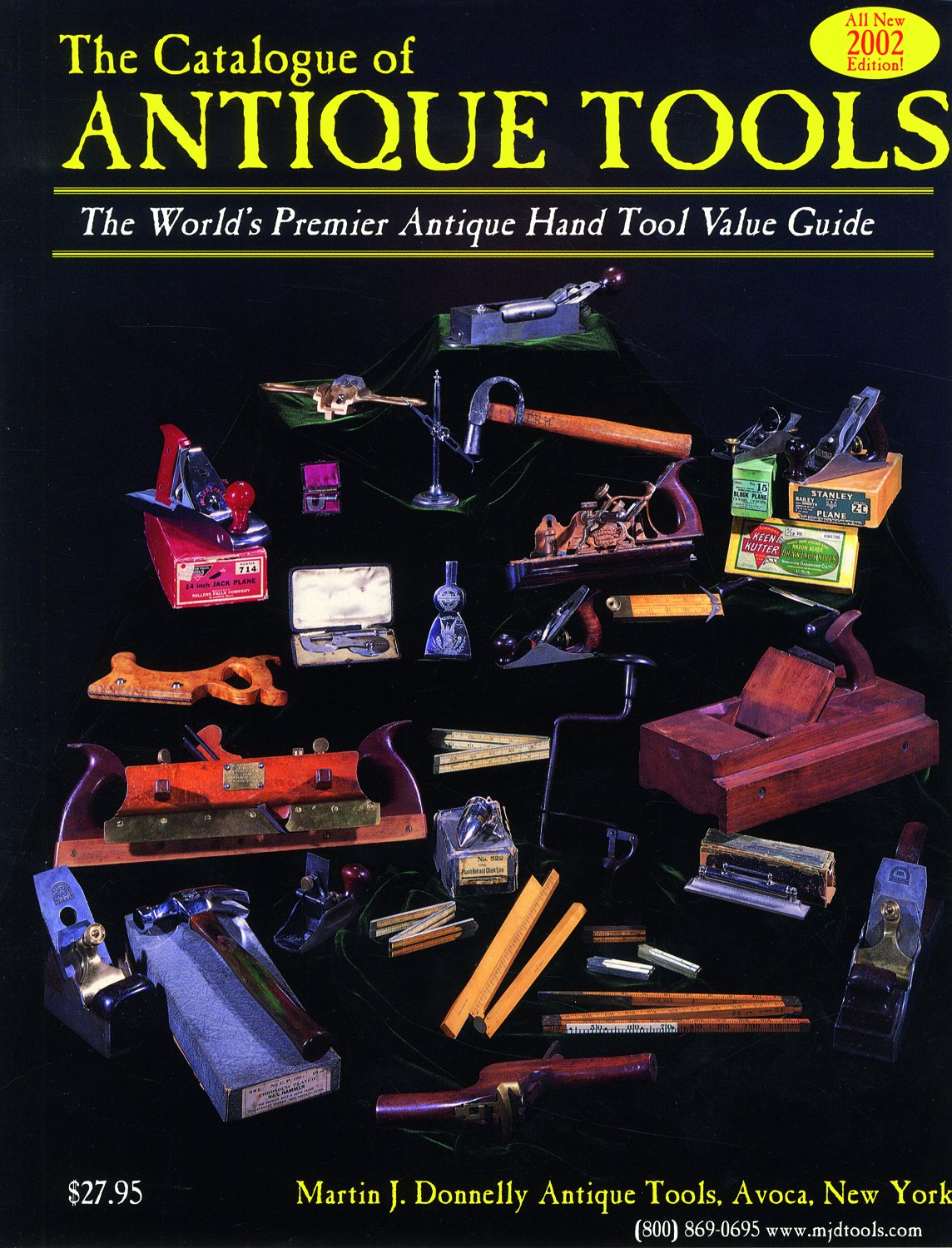 Download The Catalogue of Antique Tools pdf