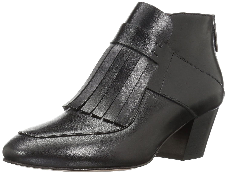Aquatalia by Marvin K.. Women's Flynn Ankle Bootie B01MFFZ35Z 8.5 B(M) US|Black