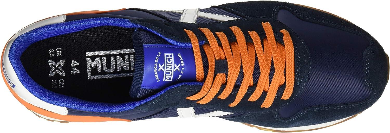 Munich Massana 357, Zapatillas para Hombre: Amazon.es: Zapatos y complementos
