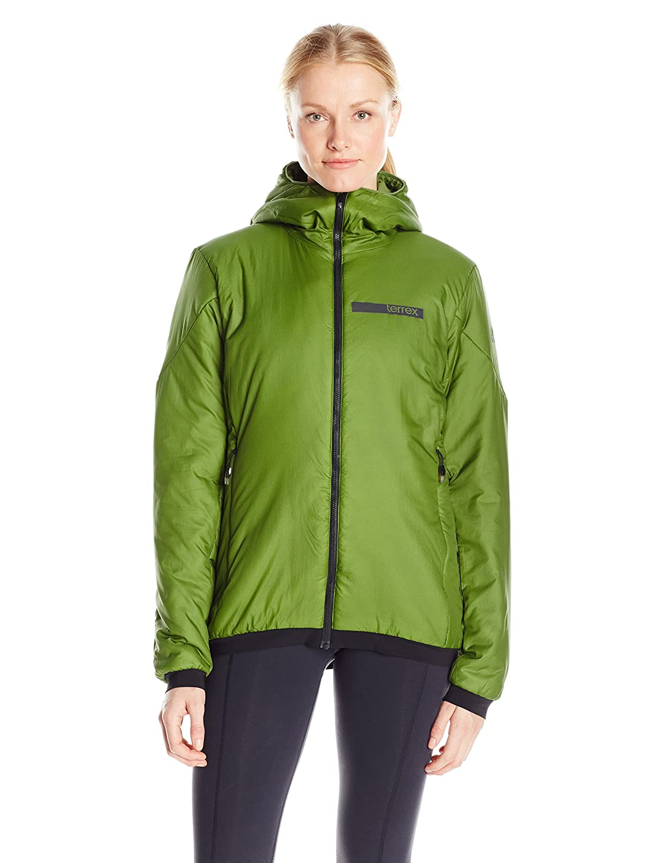 bbdd6510998 Amazon.com  adidas outdoor Women s Terrex Ndosphere II Flex Hooded Jacket   Sports   Outdoors