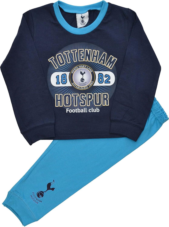 Boys Tottenham Hotspur Football Club Pyjamas Sizes 12 Months to 4 Years