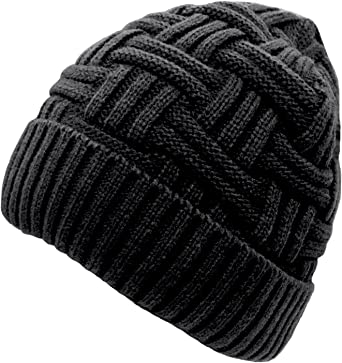 Fashion Mens Winter Hat Knit Cap Men Women Caps Warm Skullies Beanie Bonnet Hat Fleece dad Cap Wool Hat
