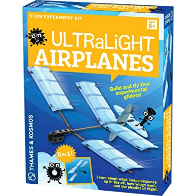 Thames & Kosmos Ultralight Airplanes: Toys & Games