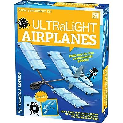 Thames & Kosmos Ultralight Airplanes: Toys & Games