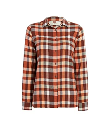 239c41c6fb10 Woolrich Women's The Pemberton Flannel Shirt at Amazon Women's Clothing  store: