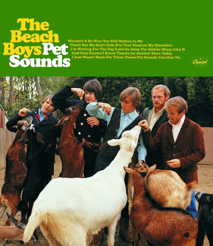 Blu-ray Audio : Mike Love - Pet Sounds Pure Audio (Blu-ray Audio)