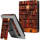 """Fintie Stand Case for Kobo Clara HD 6"""" eReader - Premium PU Leather Protective Cover with Card Slot, Hand Strap and Auto…"""
