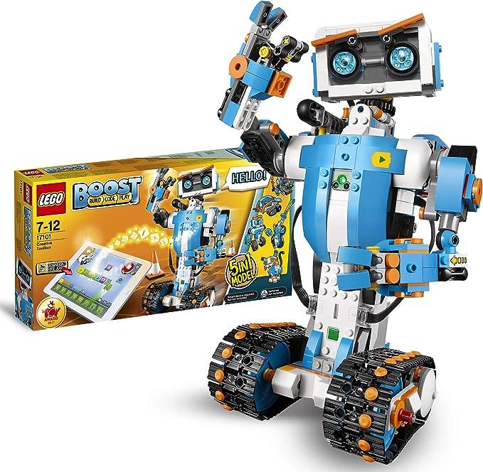 Robot Lego programable